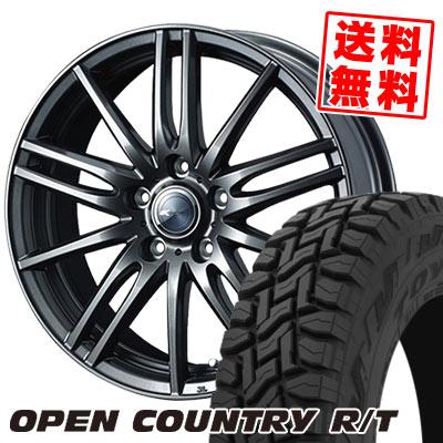 225/60R17 99Q TOYO TIRES トーヨー タイヤ OPEN COUNTRY R/T オープンカントリー R/T Zamik Tito ザミック ティート サマータイヤホイール4本セット