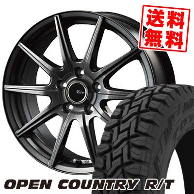 225/55R18 98Q TOYO TIRES トーヨー タイヤ OPEN COUNTRY R/T オープンカントリー R/T V-EMOTION GS10 Vエモーション GS10 サマータイヤホイール4本セット