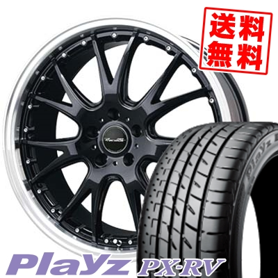 245/40R20 99W XL BRIDGESTONE ブリヂストン Playz PX-RV プレイズ PX-RV Precious AST M2 プレシャス アスト M2 サマータイヤホイール4本セット