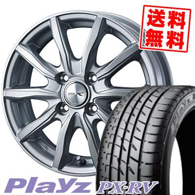 185/65R15 88H BRIDGESTONE ブリヂストン Playz PX-RV プレイズ PX-RV JOKER SHAKE ジョーカー シェイク サマータイヤホイール4本セット