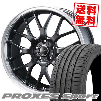 245/35R20 95Y XL TOYO TIRES トーヨー タイヤ PROXES sport プロクセス スポーツ Eoro Sport Type 805 ユーロスポーツ タイプ805 サマータイヤホイール4本セット