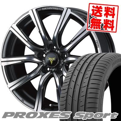 245/40R19 98Y XL TOYO TIRES トーヨー タイヤ PROXES sport プロクセス スポーツ WEDS NOVARIS BEONDE PR ウェッズ ノヴァリス ビオンド PR サマータイヤホイール4本セット