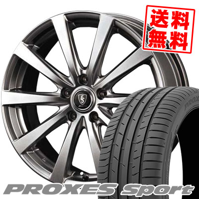 245/45R18 100Y XL TOYO TIRES トーヨー タイヤ PROXES sport プロクセス スポーツ Euro Speed G10 ユーロスピード G10 サマータイヤホイール4本セット