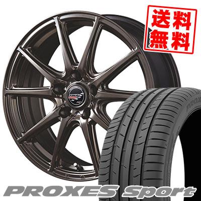 235/40R18 95Y XL TOYO TIRES トーヨー タイヤ PROXES sport プロクセス スポーツ FINALSPEED GR-Volt ファイナルスピード GRボルト サマータイヤホイール4本セット