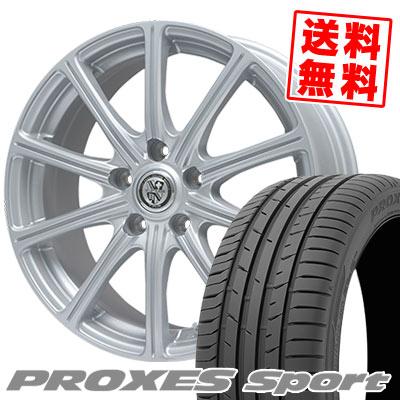 225/40R18 92Y XL TOYO TIRES トーヨー タイヤ PROXES sport プロクセス スポーツ TRG-SS10 TRG SS10 サマータイヤホイール4本セット