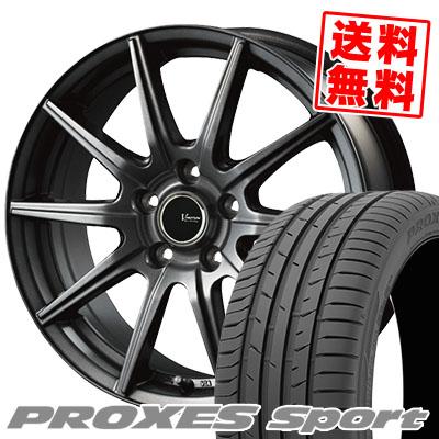 215/50R17 95W XL TOYO TIRES トーヨー タイヤ PROXES sport プロクセス スポーツ V-EMOTION GS10 Vエモーション GS10 サマータイヤホイール4本セット【取付対象】