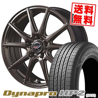 225/65R17 102H HANKOOK ハンコック Dynapro HP2 RA33 ダイナプロ HP2 FINALSPEED GR-Volt ファイナルスピード GRボルト サマータイヤホイール4本セット