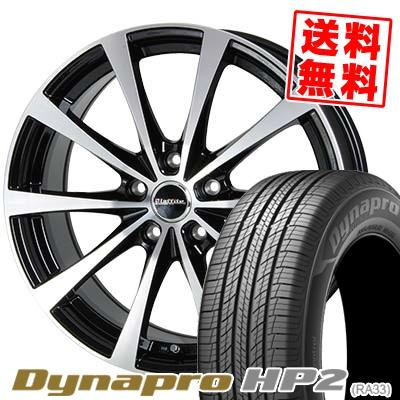 225/60R17 HANKOOK ハンコック Dynapro HP2 RA33 ダイナプロ HP2 Laffite LE-03 ラフィット LE-03 サマータイヤホイール4本セット