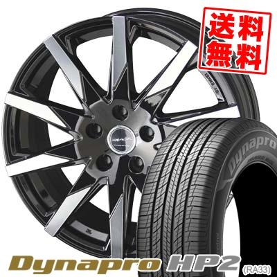 215/70R16 HANKOOK ハンコック Dynapro HP2 RA33 ダイナプロ HP2 SMACK SFIDA スマック スフィーダ サマータイヤホイール4本セット
