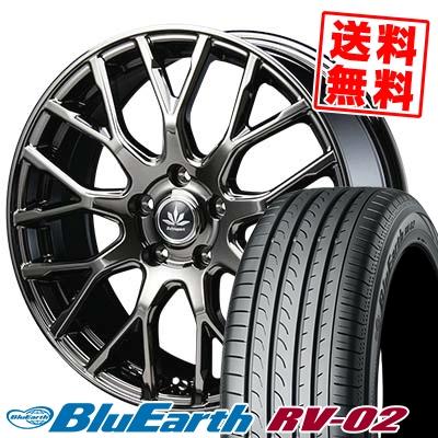 全てのアイテム 245/35R20 95W XL YOKOHAMA ヨコハマ BLUE EARTH RV02 ブルーアース RV-02 Bahnsport Type902 バーンシュポルト タイプ902 サマータイヤホイール4本セット, 麺のたつみ 11971e94