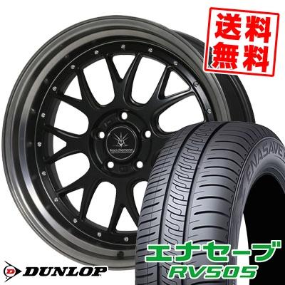 245/40R19 98W XL DUNLOP ダンロップ ENASAVE RV505 エナセーブ RV505 Black Diamondo BD00 ブラックダイヤモンド BD00 サマータイヤホイール4本セット