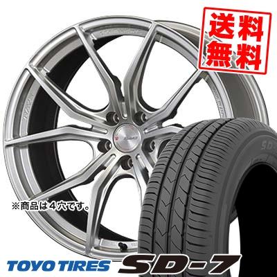175/60R16 82H TOYO TIRES トーヨー タイヤ SD-7 エスディーセブン RAYS GRAMLIGHTS 57FXX レイズ グラムライツ 57FXX サマータイヤホイール4本セット
