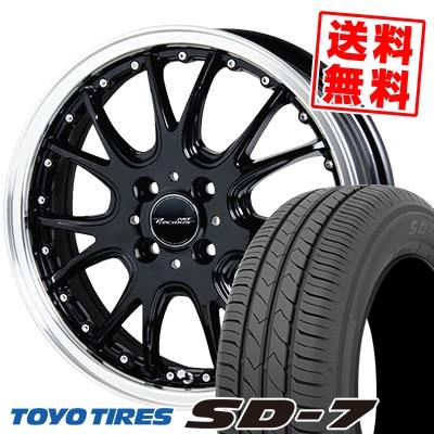 185/60R15 84H TOYO TIRES トーヨー タイヤ SD-7 エスディーセブン Precious AST M2 プレシャス アスト M2 サマータイヤホイール4本セット