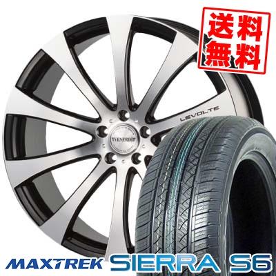 世界の 255/35R20 S6 97W XL MAXTREK SIERRA マックストレック SIERRA S6 シエラ 255/35R20 エスロク VENERDi LEVOLTE ヴェネルディ レヴォルテ サマータイヤホイール4本セット, スポーツキッド:c8697f94 --- mail.ciabbatta.com.pl