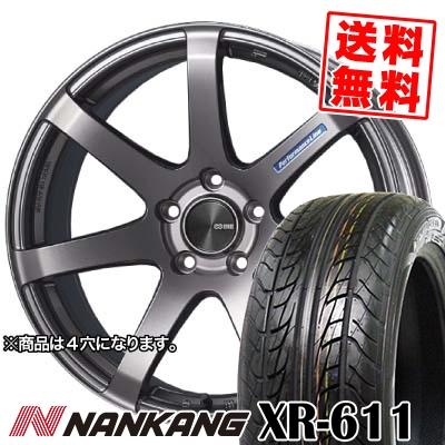 175/60R16 82H NANKANG ナンカン XR611 エックスアール ロクイチイチ ENKEI PerformanceLine PF-07 エンケイ パフォーマンスライン PF07 サマータイヤホイール4本セット
