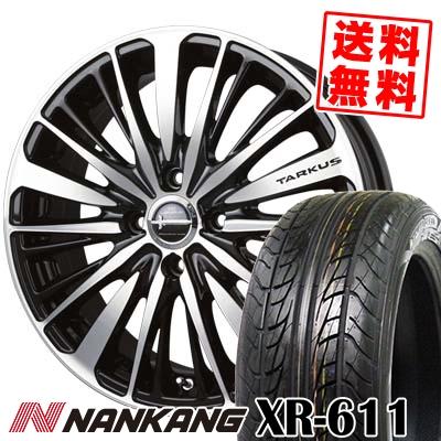 175/60R16 82H NANKANG ナンカン XR611 エックスアール ロクイチイチ BADX LOXARNY TARKUS バドックス ロクサーニ タルカス サマータイヤホイール4本セット