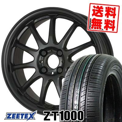 165/50R16 75V ZEETEX ジーテックス ZT1000 ZT1000 WORK EMOTION 11R ワーク エモーション 11R サマータイヤホイール4本セット