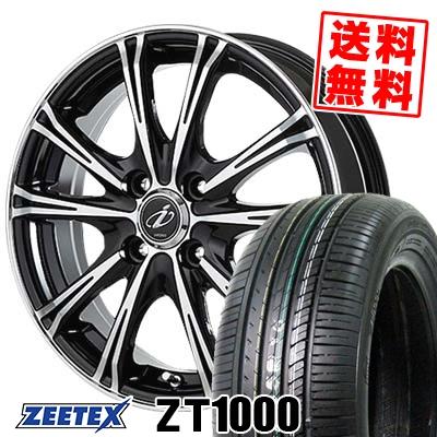 175/70R14 88H XL ZEETEX ジーテックス ZT1000 ZT1000 5ZIGEN INPERIO X-5 5ジゲン インペリオ X-5 サマータイヤホイール4本セット