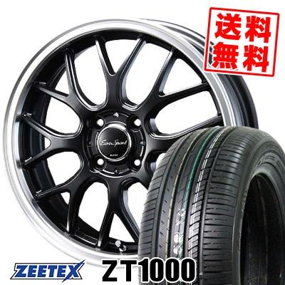 195/45R16 84V XL ZEETEX ジーテックス ZT1000 ZT1000 Eoro Sport Type 805 ユーロスポーツ タイプ805 サマータイヤホイール4本セット