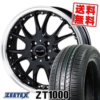 165/55R15 75V ZEETEX ジーテックス ZT1000 ZT1000 Precious AST M2 プレシャス アスト M2 サマータイヤホイール4本セット