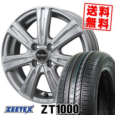 165/55R14 72V ZEETEX ジーテックス ZT1000 ZT1000 EuroSpeed C-07 ユーロスピード C-07 サマータイヤホイール4本セット