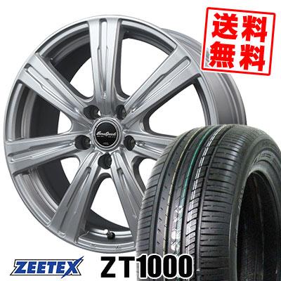 215/65R16 98V ZEETEX ジーテックス ZT1000 ZT1000 EuroSpeed C-07 ユーロスピード C-07 サマータイヤホイール4本セット