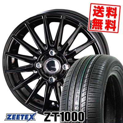 165/55R15 75V ZEETEX ジーテックス ZT1000 ZT1000 CIRCLAR VERSION DF サーキュラー バージョン DF サマータイヤホイール4本セット