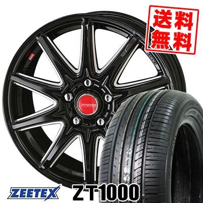 195/65R15 91V ZEETEX ジーテックス ZT1000 ZT1000 RIVAZZA CORSE リヴァッツァ コルセ サマータイヤホイール4本セット