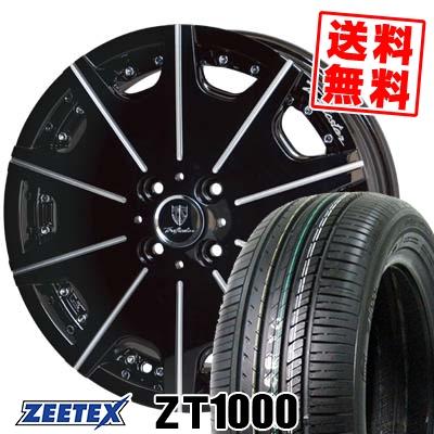 165/50R16 75V ZEETEX ジーテックス ZT1000 ZT1000 Trafficstar DTX MONOBLOCK トラフィックスター DTX モノブロック サマータイヤホイール4本セット