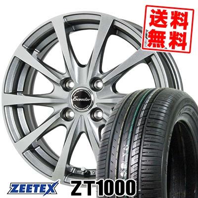 165/50R16 75V ZEETEX ジーテックス ZT1000 ZT1000 Exceeder E03 エクシーダー E03 サマータイヤホイール4本セット