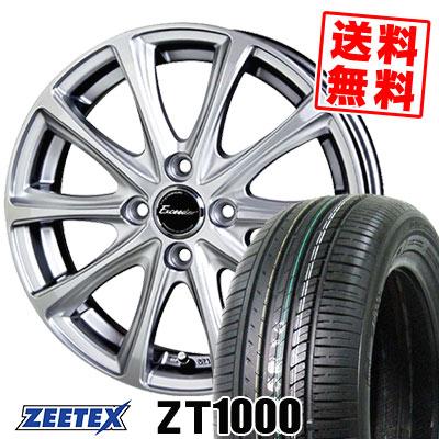 165/50R16 75V ZEETEX ジーテックス ZT1000 ZT1000 Exceeder E04 エクシーダー E04 サマータイヤホイール4本セット