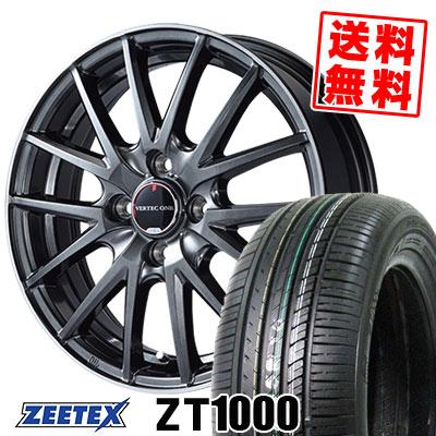 165/50R15 73V ZEETEX ジーテックス ZT1000 ZT1000 VERTEC ONE Eins.1 ヴァーテック ワン アインス ワン サマータイヤホイール4本セット
