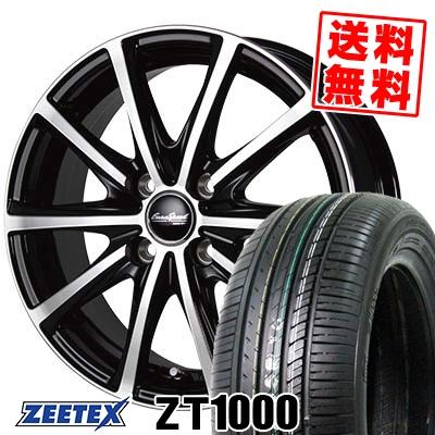 195/45R16 84V XL ZEETEX ジーテックス ZT1000 ZT1000 EuroSpeed V25 ユーロスピード V25 サマータイヤホイール4本セット