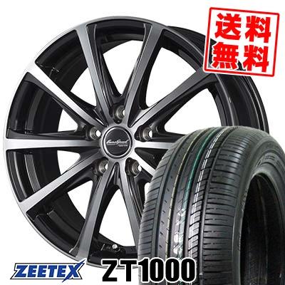 205/65R15 94H ZEETEX ジーテックス ZT1000 ZT1000 EuroSpeed V25 ユーロスピード V25 サマータイヤホイール4本セット