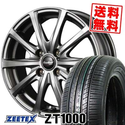 165/70R13 79T ZEETEX ジーテックス ZT1000 ZT1000 EuroSpeed V25 ユーロスピード V25 サマータイヤホイール4本セット