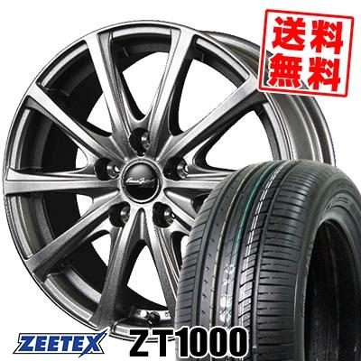 215/65R15 100V XL ZEETEX ジーテックス ZT1000 ZT1000 EuroSpeed V25 ユーロスピード V25 サマータイヤホイール4本セット
