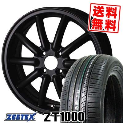 165/55R14 72V ZEETEX ジーテックス ZT1000 ZT1000 ALGERNON Fenice RX1 アルジェノン フェニーチェ RX1 サマータイヤホイール4本セット