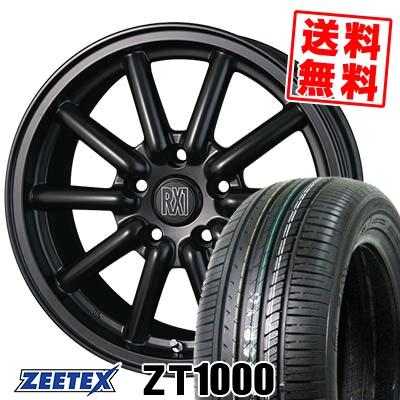215/60R16 95V ZEETEX ジーテックス ZT1000 ZT1000 ALGERNON Fenice RX1 アルジェノン フェニーチェ RX1 サマータイヤホイール4本セット
