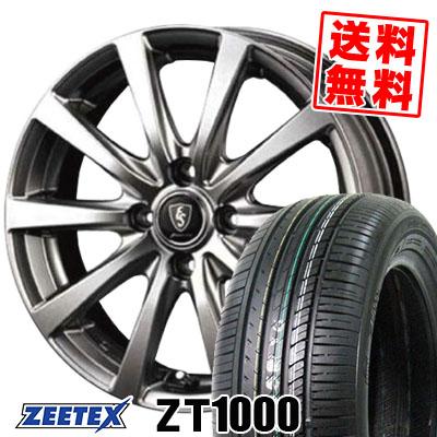 175/70R14 88H XL ZEETEX ジーテックス ZT1000 ZT1000 Euro Speed G10 ユーロスピード G10 サマータイヤホイール4本セット