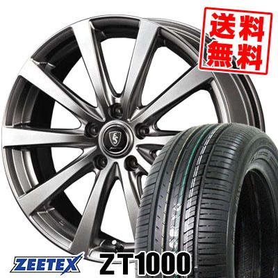 205/65R16 95V ZEETEX ジーテックス ZT1000 ZT1000 Euro Speed G10 ユーロスピード G10 サマータイヤホイール4本セット