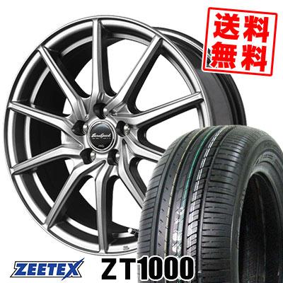 215/65R16 98V ZEETEX ジーテックス ZT1000 ZT1000 EuroSpeed G810 ユーロスピード G810 サマータイヤホイール4本セット