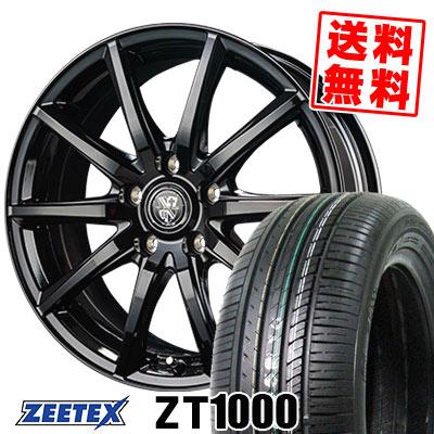 205/65R15 94H ZEETEX ジーテックス ZT1000 ZT1000 TRG-GB10 TRG GB10 サマータイヤホイール4本セット
