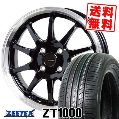 165/40R16 73V XL ZEETEX ジーテックス ZT1000 ZT1000 G.speed P-04 ジースピード P-04 サマータイヤホイール4本セット