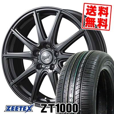 205/55R16 91V ZEETEX ジーテックス ZT1000 ZT1000 FINALSPEED GR-Γ ファイナルスピード GRガンマ サマータイヤホイール4本セット