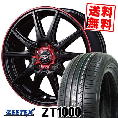 205/65R15 94H ZEETEX ジーテックス ZT1000 ZT1000 FINALSPEED GR-Volt ファイナルスピード GRボルト サマータイヤホイール4本セット