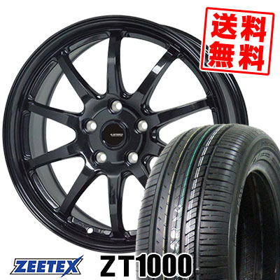 215/65R15 100V XL ZEETEX ジーテックス ZT1000 ZT1000 G.speed G-04 Gスピード G-04 サマータイヤホイール4本セット