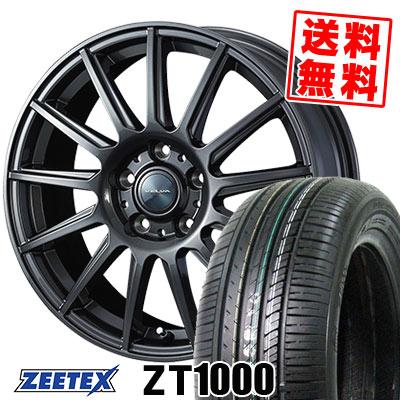 205/55R16 91V ZEETEX ジーテックス ZT1000 ZT1000 VELVA IGOR ヴェルヴァ イゴール サマータイヤホイール4本セット
