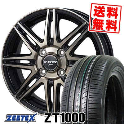 195/45R16 84V XL ZEETEX ジーテックス ZT1000 ZT1000 JP STYLE JERIVA JPスタイル ジェリバ サマータイヤホイール4本セット