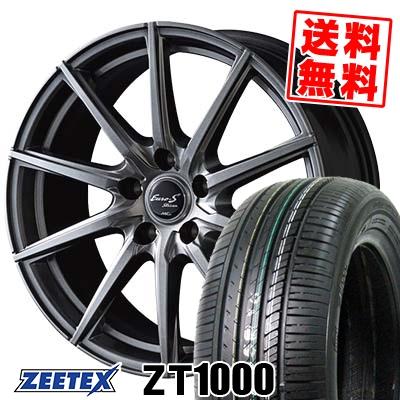 205/55R16 91V ZEETEX ジーテックス ZT1000 ZT1000 EuroStream JL10 ユーロストリーム JL10 サマータイヤホイール4本セット