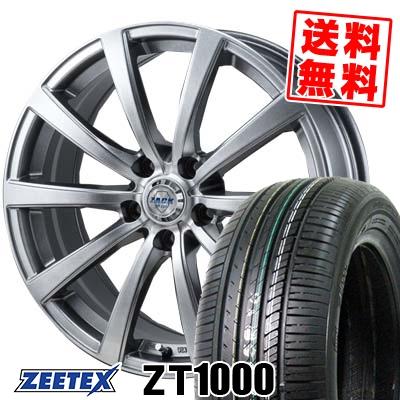 215/65R15 100V XL ZEETEX ジーテックス ZT1000 ZT1000 ZACK JP-110 ザック JP110 サマータイヤホイール4本セット